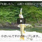 ソロキャンプ動画(渓流釣りソロキャンプ)