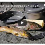 ソロキャンプ動画(釣り)